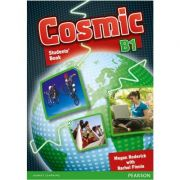 Cosmic B1 Students's Book with Active Book CD-ROM - Megan Roderick