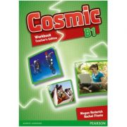 Cosmic B1 Workbook Teacher's Edition with Audio CD - Megan Roderick