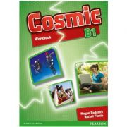 Cosmic B1 Workbook with Audio CD - Megan Roderick