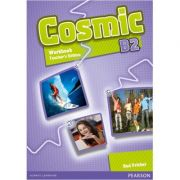 Cosmic B2 Workbook Teacher's Edition with Audio CD - Rod Fricker