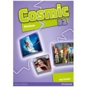 Cosmic B2 Workbook with Audio CD - Rod Fricker