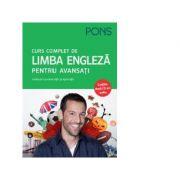 Curs complet de Limba engleza pentru avansati. Pons + CD
