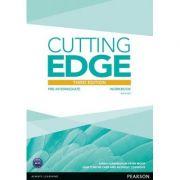 Cutting Edge 3rd Edition Pre-Intermediate Workbook with Key - Sarah Cunningham