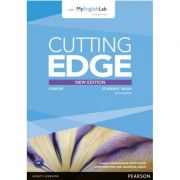 Cutting Edge 3rd Edition Starter Students' Book with DVD and MyLab Pack - Sarah Cunningham