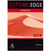 Cutting Edge Elementary Workbook With Key - Sarah Cunningham