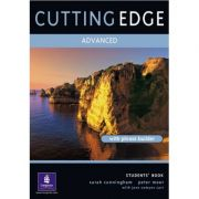 Cutting Edge. Original! Advanced Students' Book - Sarah Cunningham