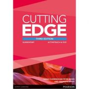 Cutting Edge 3rd Edition Elementary Active Teach CD-ROM - Sarah Cunningham