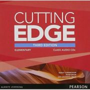 Cutting Edge 3rd Edition Elementary Class CD - Sarah Cunningham