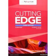 Cutting Edge 3rd Edition Elementary Students' Book with DVD and MyEnglishLab Pack - Peter Moor