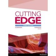 Cutting Edge 3rd Edition Elementary Workbook with Key - Peter Moor