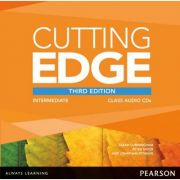 Cutting Edge 3rd Edition Intermediate Class CD - Sarah Cunningham