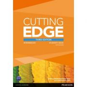 Cutting Edge 3rd Edition Intermediate Students' Book and DVD Pack - Sarah Cunningham