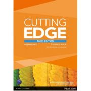 Cutting Edge 3rd Edition Intermediate Students' Book with DVD and MyEnglishLab Pack - Sarah Cunningham