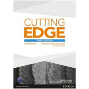 Cutting Edge 3rd Edition Intermediate Teacher's Resource Book with Resources CD-ROM - Damian Williams