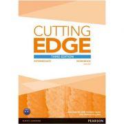 Cutting Edge 3rd Edition Intermediate Workbook with Key - Damian Williams
