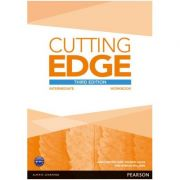 Cutting Edge 3rd Edition Intermediate Workbook without Key - Damian Williams