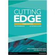 Cutting Edge 3rd Edition Pre-intermediate Active Teach CD-ROM - Sarah Cunningham