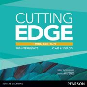 Cutting Edge 3rd Edition Pre-intermediate Class CD - Sarah Cunningham