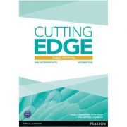 Cutting Edge 3rd Edition Pre-Intermediate Workbook without Key - Sarah Cunningham