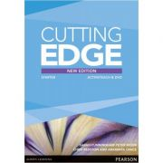 Cutting Edge 3rd Edition Starter Active Teach - Sarah Cunningham