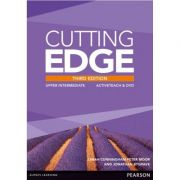 Cutting Edge 3rd Edition Upper Intermediate Active Teach CD-ROM - Sarah Cunningham