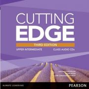 Cutting Edge 3rd Edition Upper Intermediate Class CD - Sarah Cunningham