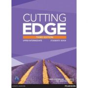 Cutting Edge 3rd Edition Upper Intermediate Students' Book and DVD Pack - Jonathan Bygrave