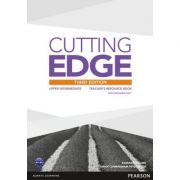 Cutting Edge 3rd Edition Upper Intermediate Teacher's Book and Teacher's Resource Disk Pack - Damian Williams
