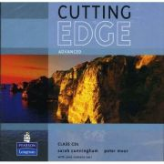 Cutting Edge Advanced Class CD 1-2. A Practical Approach to Task Based Learning - Sarah Cunningham