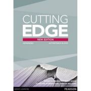 Cutting Edge Advanced New Edition Active Teach - Araminta Crace
