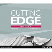 Cutting Edge Advanced New Edition Class CD - Peter Moor