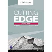 Cutting Edge Advanced New Edition Students' Book with DVD and MyLab Pack - Sarah Cunningham