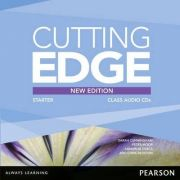 Cutting Edge Starter New Edition Class CD - Sarah Cunningham