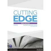 Cutting Edge Starter New Edition Teacher's Book and Teacher's Resource Disk Pack - Stephen Greene