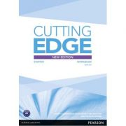 Cutting Edge Starter New Edition Workbook with Key - Frances Marnie