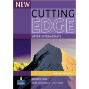 Cutting Edge Upper Intermediate Student's Book New Edition - Sarah Cunningham