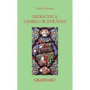 Didactica limbilor straine - Pierre Martinez
