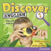 Discover English Global 1 Class CDs - Izabella Hearn
