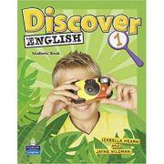 Discover English Global 1 Student's Book - Jayne Wildman