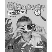 Discover English Global 1 Test Book - Carol Barrett