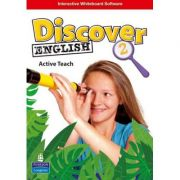 Discover English Global 2 Active Teach. Interactive Whiteboard Software