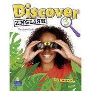 Discover English Global 3 Teacher's Book - Kate Wakeman