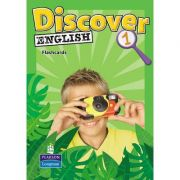 Discover English Global Level 1 Flashcards - Izabella Hearn