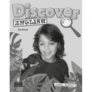 Discover English Global Starter Level Test Book - Carol Barrett
