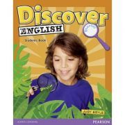 Discover English Global Starter Student's Book - Judy Boyle