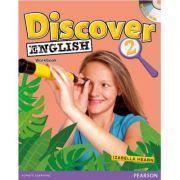 Discover English Level 2 Activity Book with Multi-ROM - Izabella Hearn