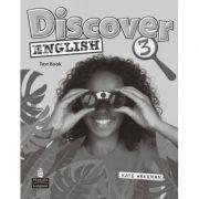Discover English Level 3 Test Book - Carol Barrett