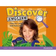 Discover English Starter Class Audio CDs - Judy Boyle