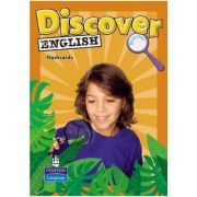 Discover English Starter Flashcards