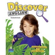 Discover English Starter Starter Teacher's Book - Catherine Bright